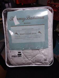 Tommy Bahama Waterproof Mattress Pad Twin XL