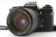 【EXC+5】 Minolta XD-S 35mm SLR Film Camera w/ MD 35-105mm f3.5-4.5 Japan #1768