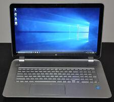 "HP Envy m7-k010dx Laptop - 2.5 GHz Core i7 12 GB RAM 1 TB HD - Windows 10 17.3"""