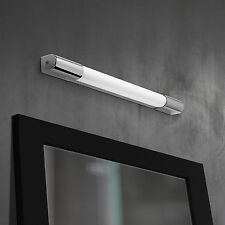 Wofi Applique murale à LED Clayton 1 flg Chrome Bain Lampe tube 4513.01.01.0644