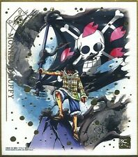 Booster Shikishi Art Candy Box Volume 2 par Bandai - One Piece