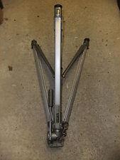 Treppiede Velbon +135 cm Altezza max in alluminio 2 sezione GAMBE SCREW PLATE