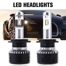 H7 Novsight LED Headlight Conversion Kit 70W 10000LM Lamp Light Bulb 6500K White
