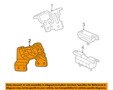 GM OEM Engine Motor & Transmission-Mounting Bracket Left 15113848