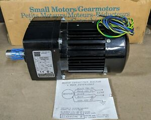 Bodine Motor 42R3BFCI-E4  115V (New)