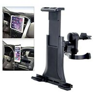 Universal 360° Rotating in Car Air Vent Phone Tablet Holder Mount Bracket Cradle