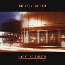 Live At The Lexington 13.11.13 - House Of Love (2014, CD NUEVO)2 DISC SET