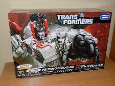 Transformers Generations TG-23 METROPLEX TAKARA TOMY Japan Import MIB SEALED NEW