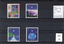 NZ25:   Noel 1989 YT 1041-44  **