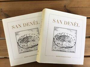 San Daniele   2 volumi. 2004
