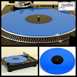 Turntable Platter Mat. Fits TECHNICS SL1200 SL1210 AUDIO TECHNICA LP120 LP1240