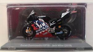 1/18. Jack Miller. Ducati Desmosedici. (2019). Motos Del Mundial