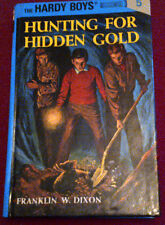 Hardy Boys Mystery Stories: Hunting For Hidden Gold #05 ( 2003  EDITION.)