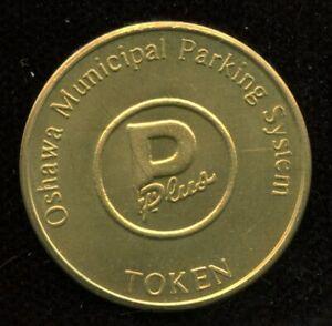 Oshawa Municipal Parking System Motion Money Parking Token Ontario Canada