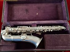 Conn New Wonder C Melody Saxophone Circa 1923!