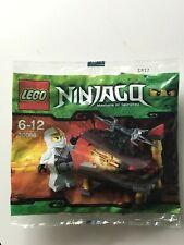 LEGO POLYBAG. NINJAGO. 30086 - HIDDEN SWORD. BRAND NEW.