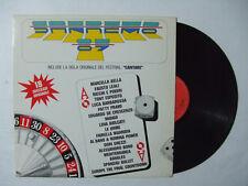 Sanremo '87 -Disco Vinile 33 Giri LP Album Compilation Stampa ITALIA 1987