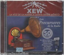 2 CD's - Los Precursos De La Radio CD XEW Edicion Conmemorativa 50 Tracks SEALED