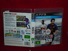 FIFA 13 (PS3 GAME, G)