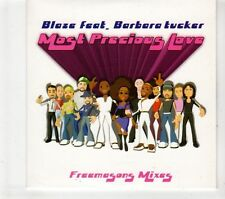 (GT314) Blaze ft Barbara Tucker, Most Precious Love - 2006 DJ CD