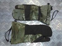Genuine British ARMY MTP Camo Blizzard Extreme Cold Weather Goretex Mittens Med