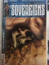 SOVEREIGNS #0,1-4 (2017) FULL SET, REGULAR/VARIANT COVERS, MAGNUS, TUROK, NM
