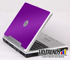 PURPLE Vinyl Lid Skin Cover Decal fits Dell Inspiron 6000 Laptop