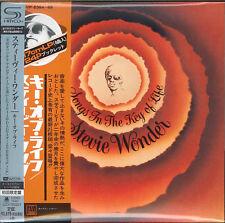 STEVIE WONDER-SONGS IN THE KEY OF LIFE-JAPAN ONLY MINI LP 2 SHM-CD I50