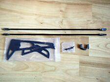 HK-500 / T-Rex 500 Heckabstützung inkl. Höhen und Seitenleitwerk !!!NEU!!!