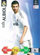 Panini Super strikes raul Albiol