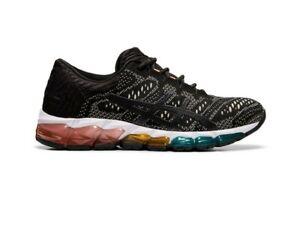 Asics Women's Gel-Quantum 360 5 JCQ Shoes NEW AUTHENTIC Black/Multi 1022A132-001
