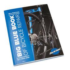 Park Tool Big Blue Book of Bicycle Repair 4th Edition BBB-4 Maintenance Manual