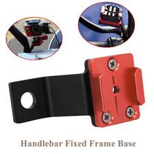 1PCS CNC Motorcycle Handlebar Fixed Frame Base Rearview Mirror Bracket For Gopro