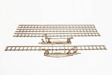 UGears RAILS with Crossing for UGears LOCOMOTIVE Mechanical Wooden Model KIT