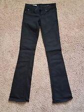 Gap 1969 Skinny Boot Jeans Black Size 24 / 00 R