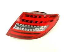 Mercedes Benz C Class W204 63 AMG Coupe Rear Right LED Taillight A2048205864