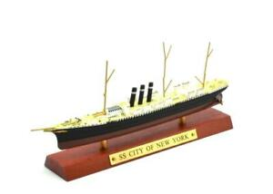 Atlas Editions 7572-011 British Liner City of New York 1/1250 Scale Model