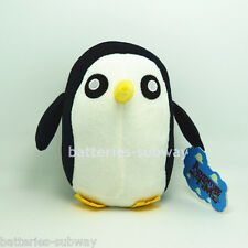 "Gunter Figure New Adventure Time with Finn and Jake Soft plush toy doll 6"" 16cm"