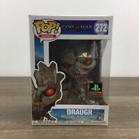 """New FunKo POP Games God of War Draugr 3.75"""" Vinyl Figure 272 Official Licensed"""