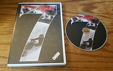 509 Volume 7 (DVD) snowmobiling backcountry film video Chris Burandt Dan Adams