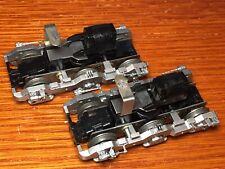 GEARED 6-WHEEL TRUCKS DIESEL ENGINE LOCOMOTIVES HO ATHEARN HO PARTS