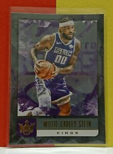 2018-19 Court Kings - Willie Cauley-Stein - Base Card #29 - Sacramento Kings