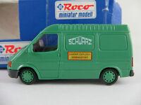 """Roco 1504 Ford Transit Kastenwagen (1994-2000) """"Schwarzbau"""" 1:87/H0 NEU/OVP"""