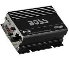 New listing Ce102 Boss 2ch 100 Watt Ampifier w-Rca Input Car,Boat, Atv, Motorcycle 4x3x1.5