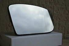 MERCEDES S/CL-CLASS W220 C215 HEATED MIRROR GLASS RIGHT 1998-2003