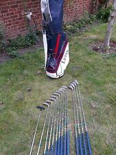 Lynx Vintage Elegance Nouvelle Model Complete Woods Irons putter matching Bag
