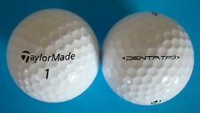 50 TAYLORMADE TP3 GOLF BALLS IN MINT/A-B GRADE CONDITION