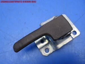 944 (83-85) 924S (87-88) LEFT DRIVER INTERIOR INNER DOOR HANDLE BROWN OEM