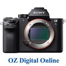 NEW Sony Alpha a7S II 12.2MP Mirrorless Digital Camera Body Mark II Mk2 1YrAuWty