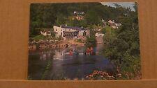 Postcard unposted Herefordshire, Olde ferrie Inn, Symonds Yat, River wye
